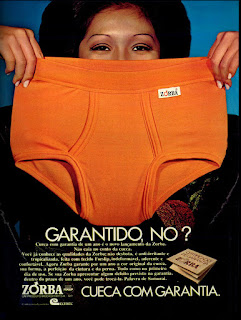 zorba, 1973; os anos 70; propaganda na década de 70; Brazil in the 70s, história anos 70; Oswaldo Hernandez;