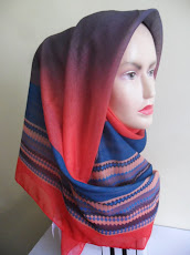 NEW COLLECTION : TUDUNG BAWAL TRIBAL TONE AKIRA..