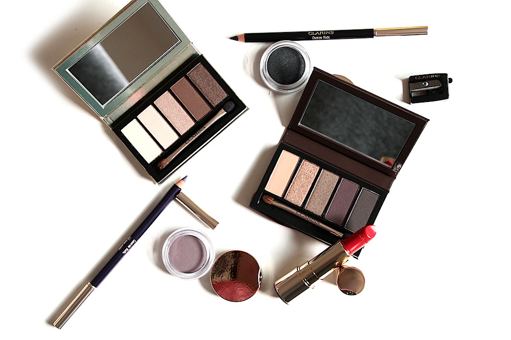clarins collection maquillage automne fall 2015 avis test swatch swatches