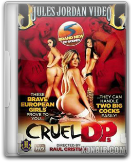 DVD Jules Jordan Video: Cruel DPs - DVDRip XviD (2012)