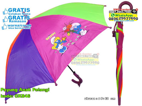 Payung Anak Pelangi