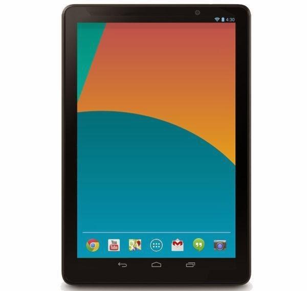 Gadget Dari Google Tablet Nexus 10 Di CES 2014