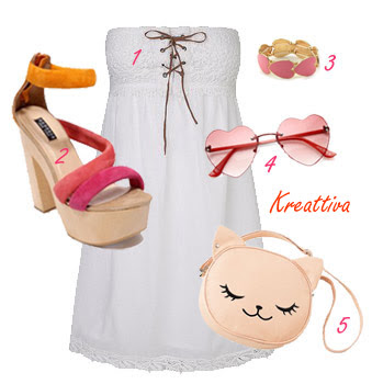 il mio stile pink & white