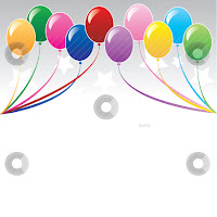 Balloon Background6