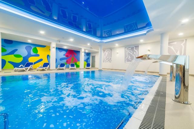 hotel New Skanpol basen