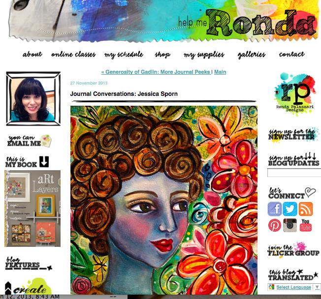 http://rondapalazzari.typepad.com/helpmeronda/2013/11/journal-conversations-jessica-sporn.html