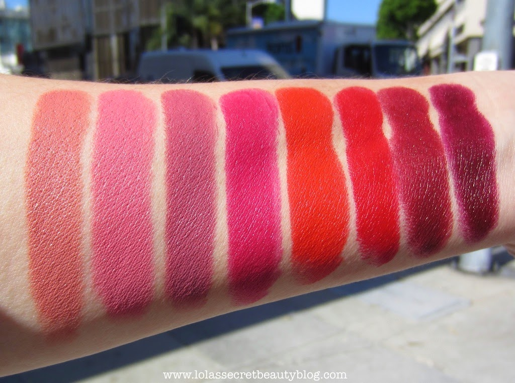 beauty blog tom ford beauty lip color matte swatches and dupes. Cars Review. Best American Auto & Cars Review