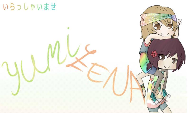 Yumi & Zena blogja