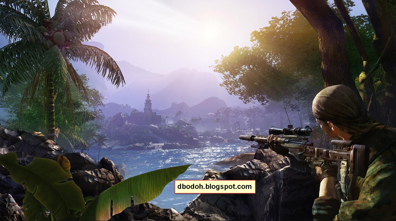 Free Download Sniper Ghost Warrior Gold Edition Full Version