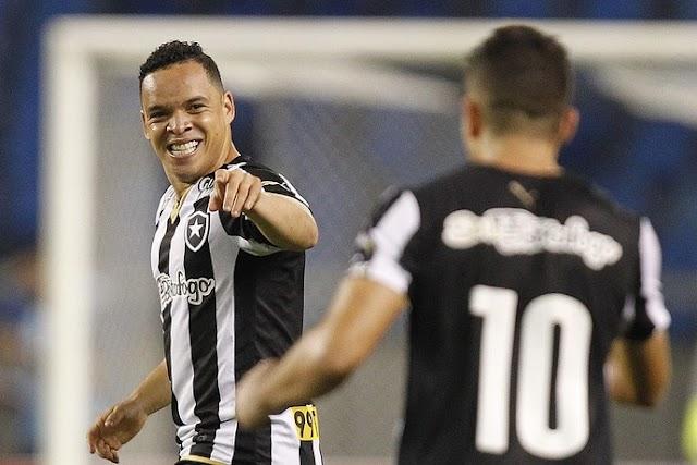 Líder Botafogo sofre, mas volta a vencer na Série B