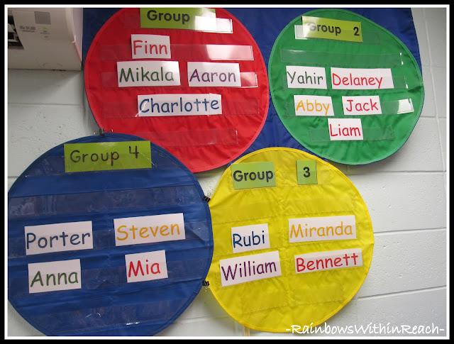 photo of: Kindergarten Group System