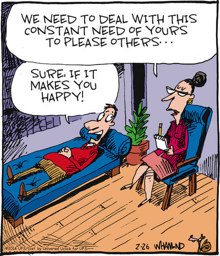 psihoterapeutice nevoia de a-i multumi pe ceilalti
