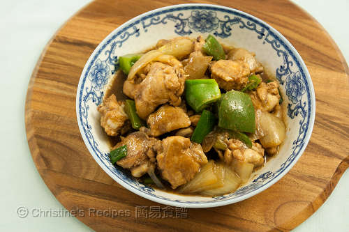 柱侯雞翼 Braised Chu Hou Chicken Wings02