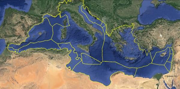 AOZ χωρών Μεσογείου.