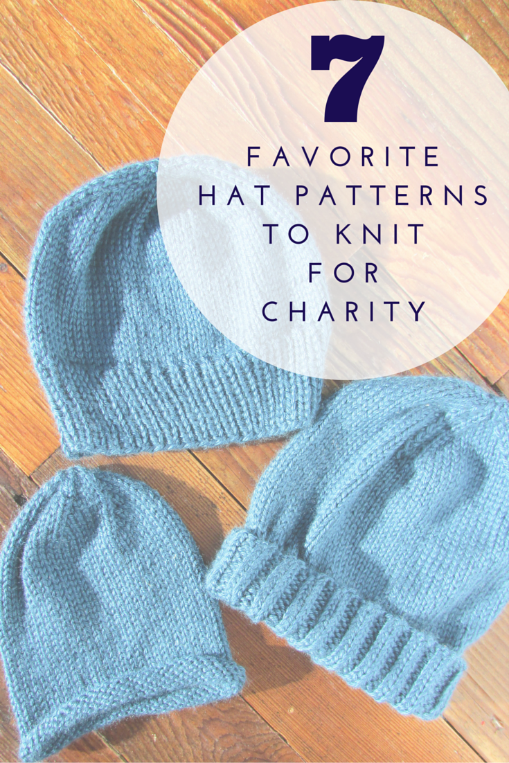Knitting For Babies Charity : Easy crochet hat patterns for charity squareone