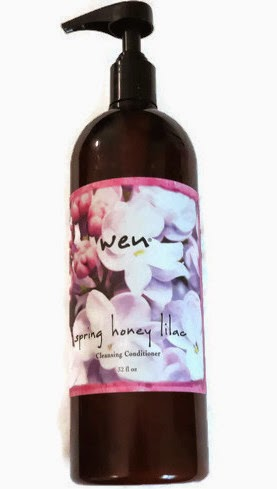 WEN Spring Honey Lilac Review, QVC Wen, Wen review, WEN Spring Honey Lilac, Spring honey lilac, wen spring seasonal, wen seasonal, wen spring fine hair, wen spring damage hair, wen girl