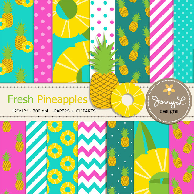 https://www.etsy.com/listing/248544678/fresh-pineapples-digital-papers-and