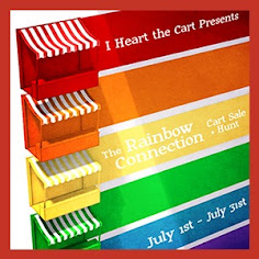 I Heart The Cart - Rainbow Connection Cart Sale