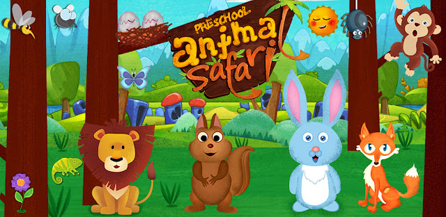 animal game for kids