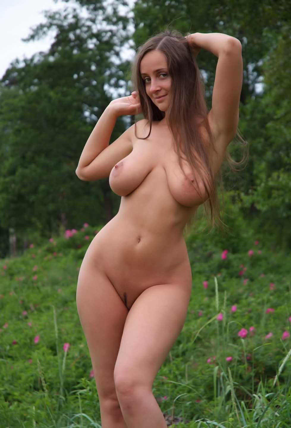 Tatyana in the forest - 1 part 8