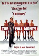 "Carátula del DVD ""Full Monty"""