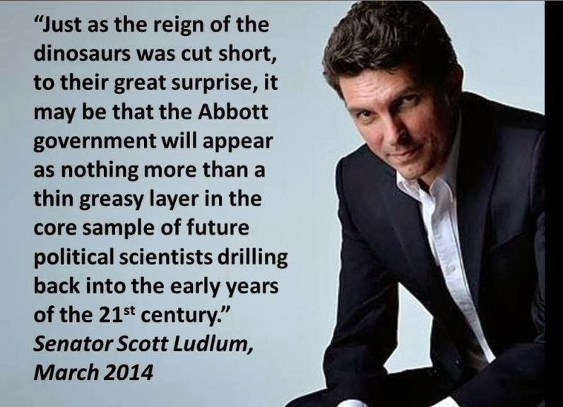 Link to Scott Ludlum's video
