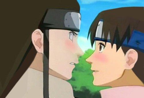 Neji And Tenten Kiss ANIMATUNES