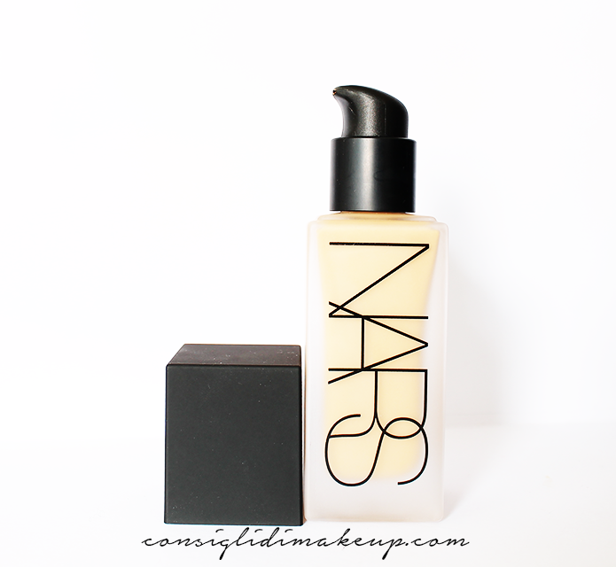 fondotinta all day luminous weightless nars opinioni
