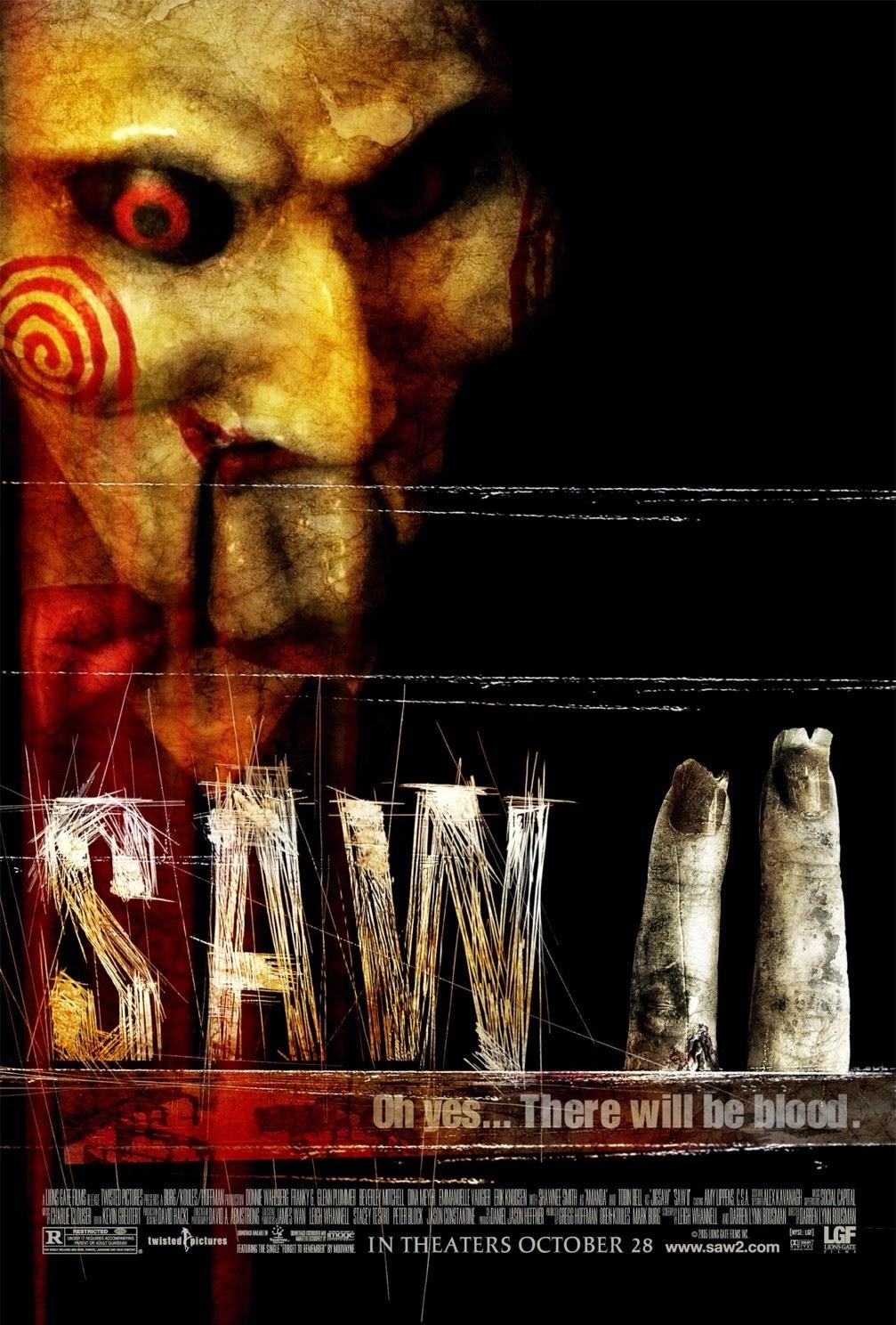 SAW 2 - ΣΕ ΒΛΕΠΩ 2 (2005) ταινιες online seires xrysoi greek subs