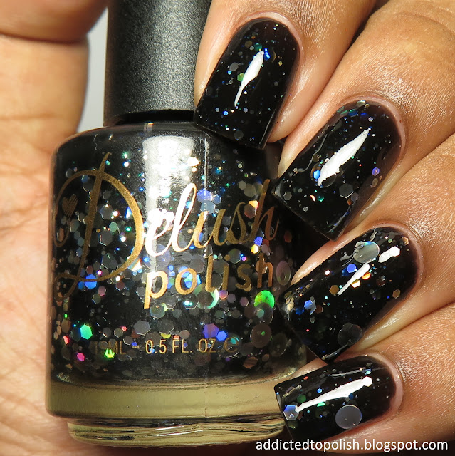 delush polish a knight to remember