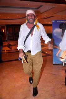 SRK at 'Shirin Farhad Ki Toh Nikal Padi' movie Audio release function