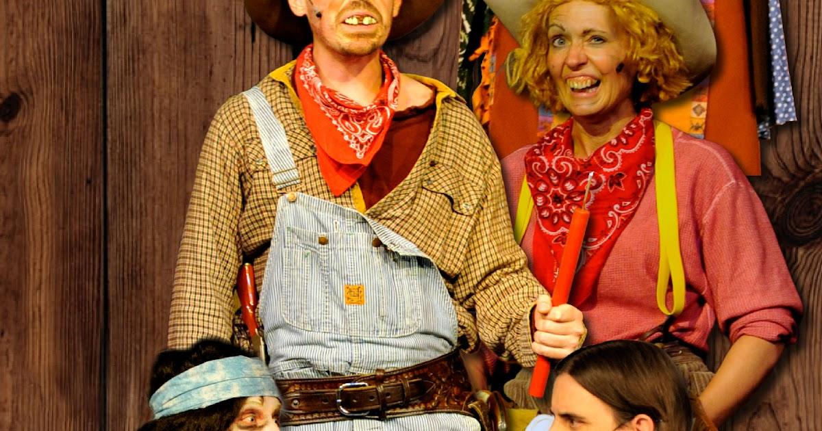 "Desert Star Playhouse: Laugh Lines From ""The Lone Stranger"""