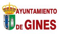 Web Ayuntamiento de Gines