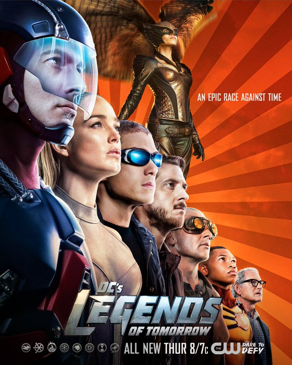 """DC's LEGENDS OF TOMORROW"""