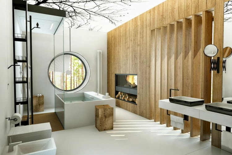 Bathroom Design Effective Wellness Facilities Bathroom Design - An in depth look at 8 luxury bathrooms