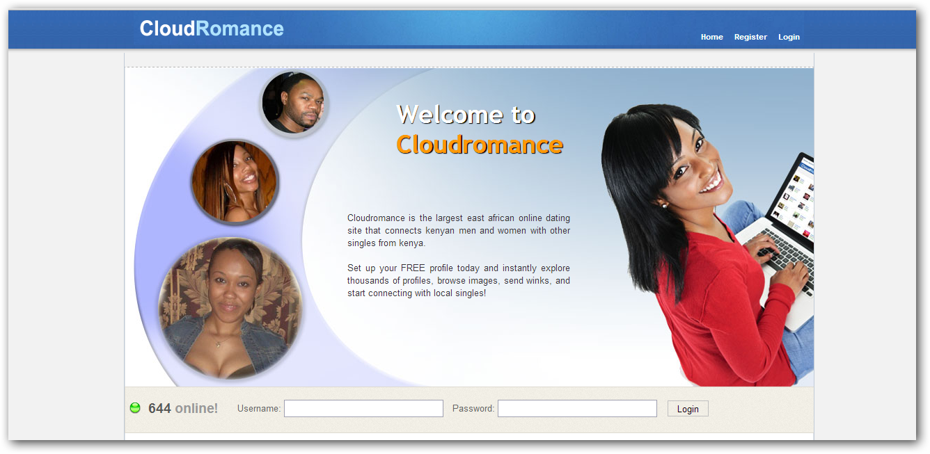 kenyan online dating website