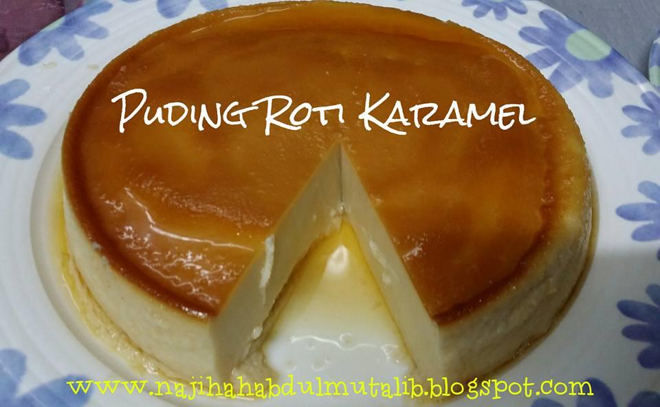 puding karamel simple