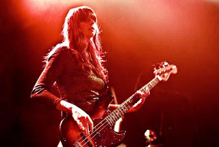 Bassist Alex Gehring of Ringo Deathstarr