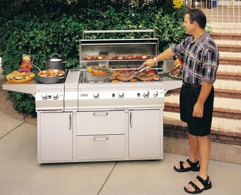 Cunningham Gas Products - Gas Grills | Outdoor Kitchens
