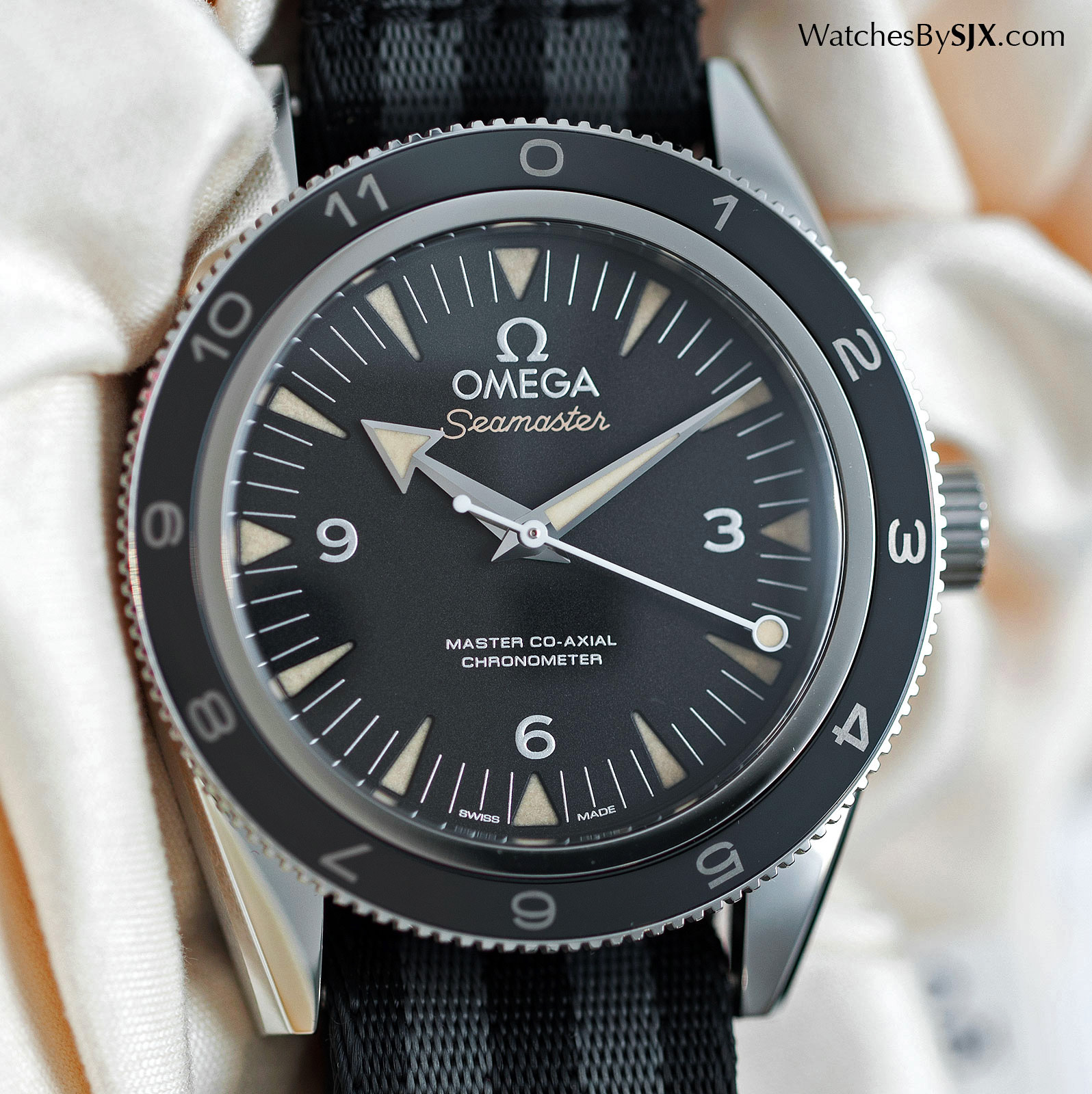Watches by sjx up close with the omega seamaster 300 - Omega dive watch ...