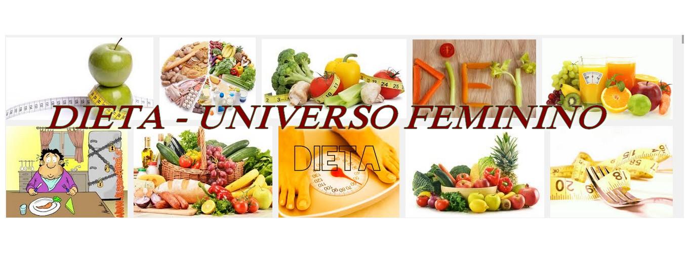 DIETA- Universo Feminino