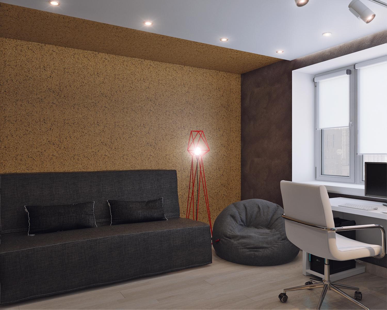 Поиск интерьера для комнаты
