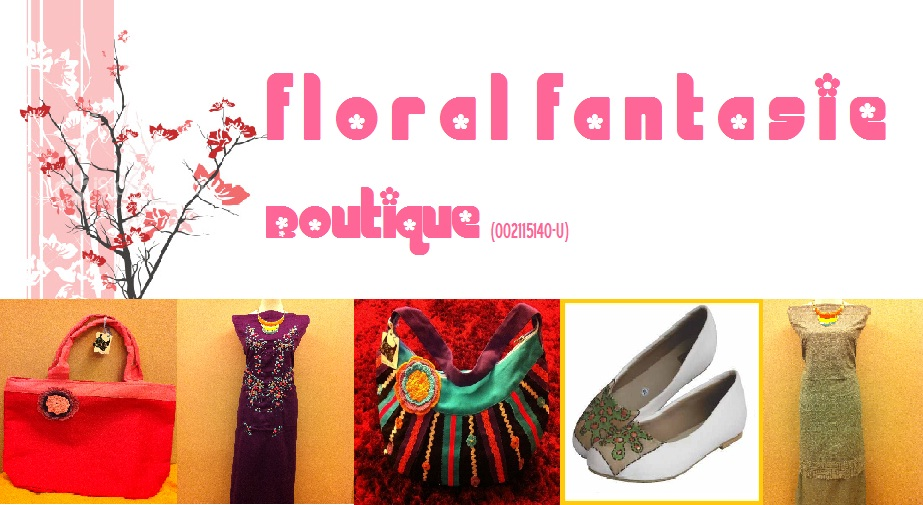 ♥♥♥ Floral Fantasie Boutique ♥♥♥