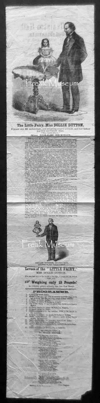 Freak Museum A Private Collection: Ephemera