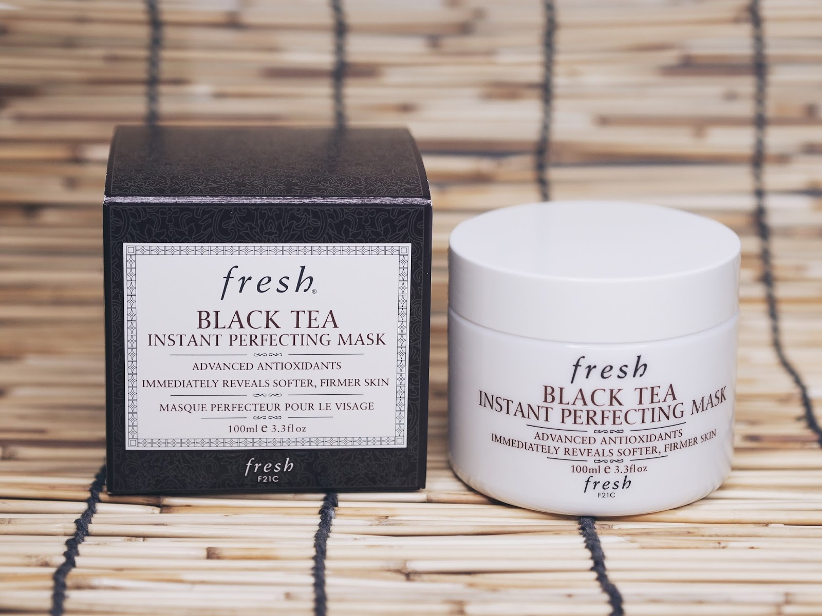 Fresh Beauty, Fresh Black Tea Instant Perfecting Mask
