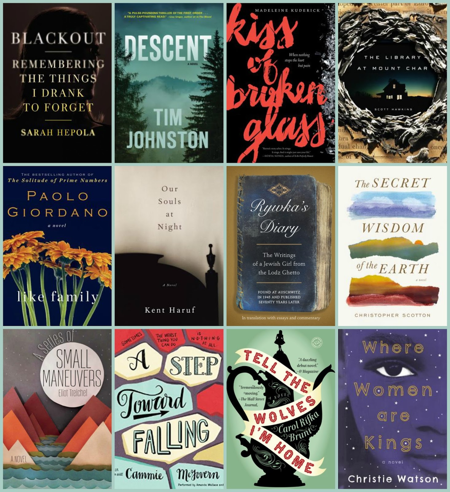 Beth fish reads best books read in 2015 for Best fishing books
