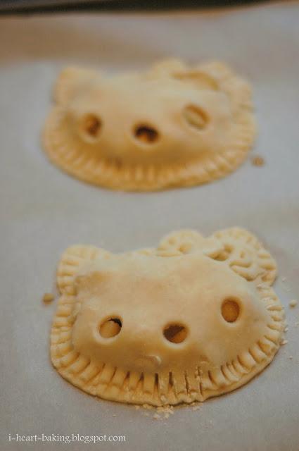... pie filling (diced apples, flour, sugar, salt, cinnamon, and ground