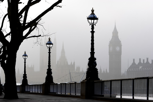 A foggy day (in London town) [Michael Buble cover]