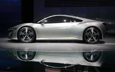 2013 Acura  on 2013 Acura Nsx Price