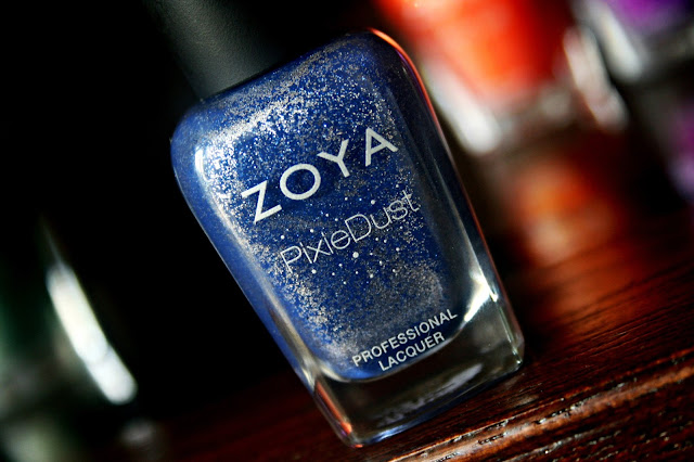 Zoya Fall PixieDust in Sunshine